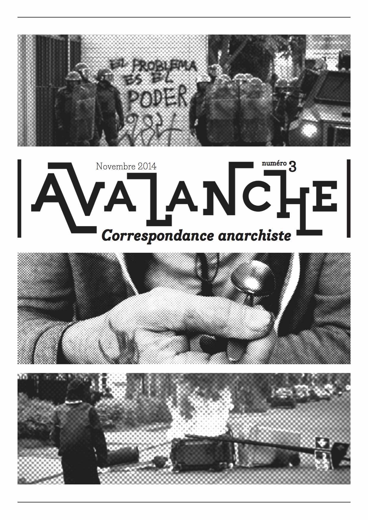 Cliquer sur la couverture pour télécharger Avalanche n°3