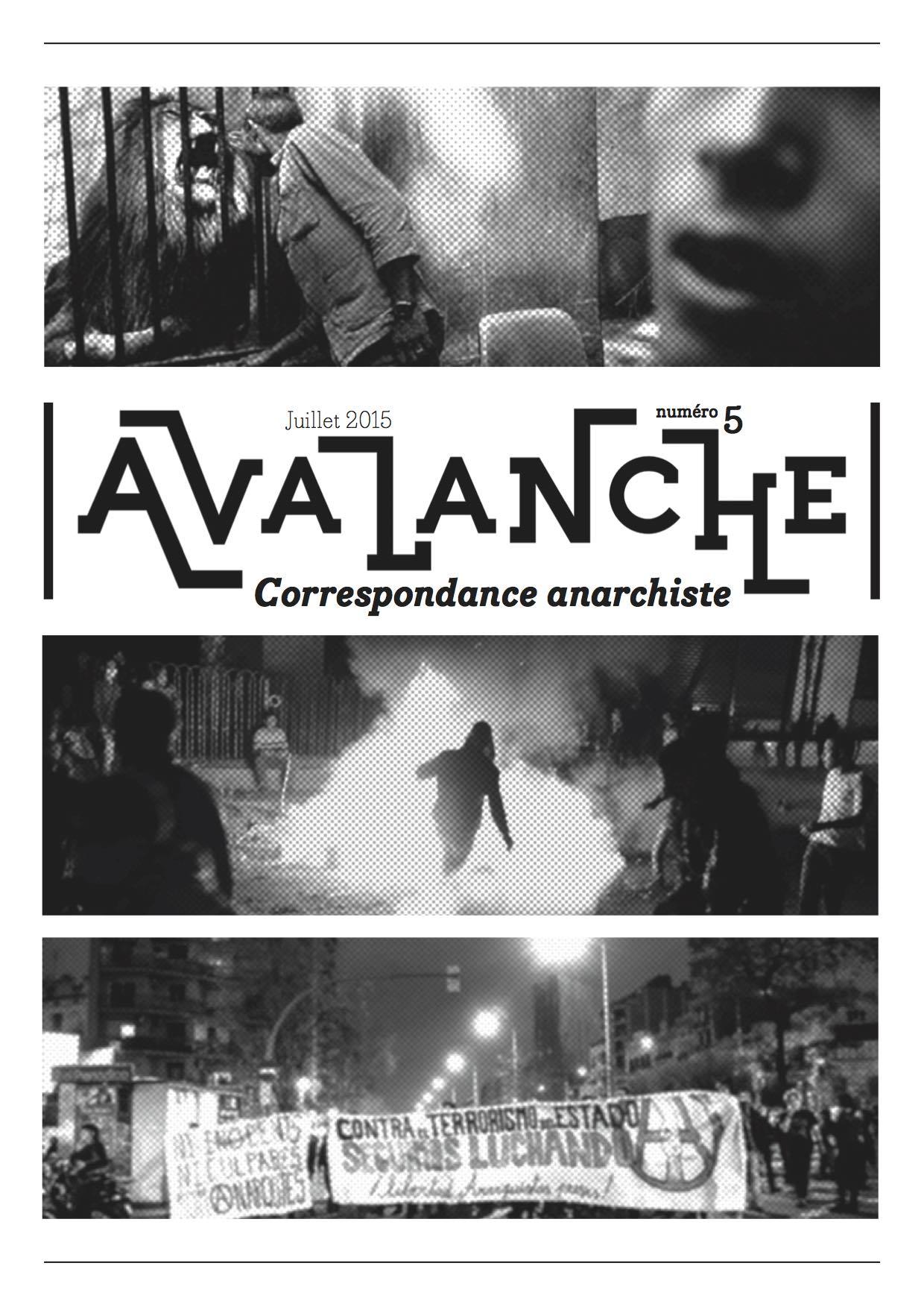 cliquer sur la couverture pour télécharger Avalanche n°5