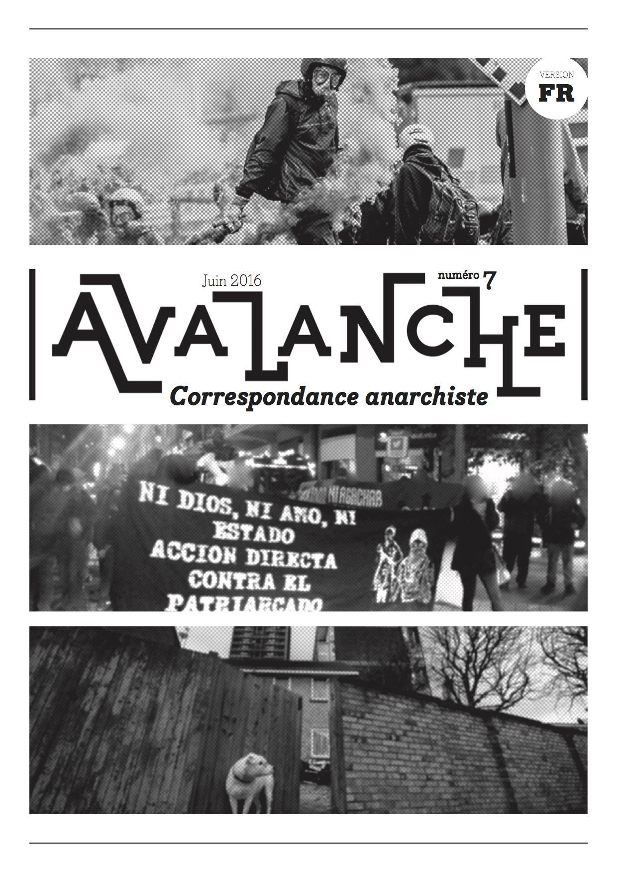 Cliquer sur la première page pour télécharger Avalanche N°7